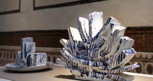 Louise Gaarmann dalla Danimarca al Museo della Ceramica di Mondovi