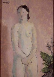 Gigi Chessa, Nudo femminile