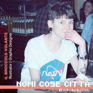 Nomi-Cose-Città, Lara Orrico