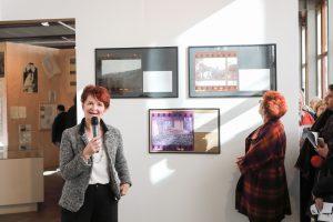 Caterina Gualco alla Fondation du Doute