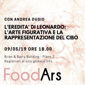 Eredità di Leonardo per FoodArs