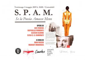 S.P.A.M. / Se la Poesia Amasse Meno