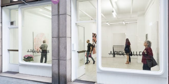 A Pick Gallery. Il nuovo corso della Galleria Opere Scelte: ricerca, dinamismo e prospettiva.