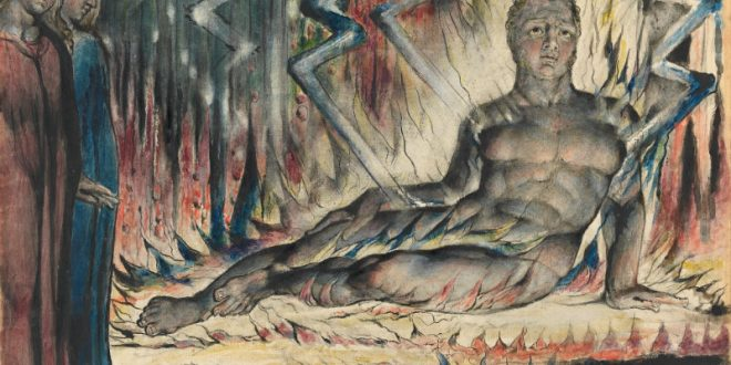"""William Blake"": la grande mostra alla Tate Britain"