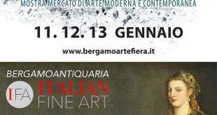 IFA-BAF – L'arte antica, moderna e contemporanea in mostra a Bergamo