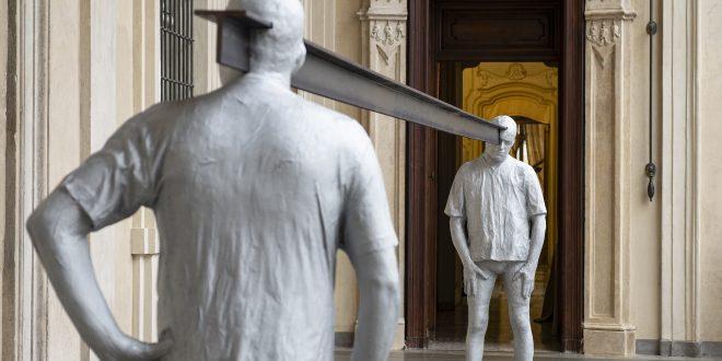 Le sculture di Paolo Grassino: un'imperdibile antologica a Palazzo Saluzzo di Paesana