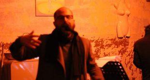 Luca Atzori per Racconta l'Autore #8 al Teatro Garabato