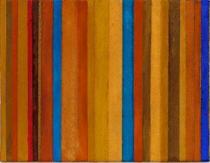 Eugénie Paultre, Sans Titre, 27x35, technique mixte