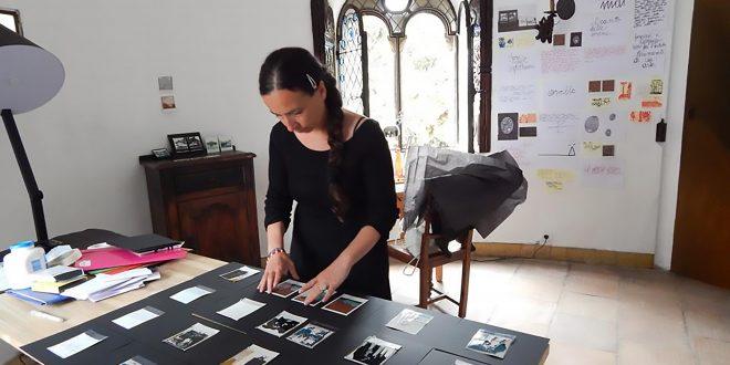Maura Banfo: L'insita architettura della materia. Incontro con l'artista