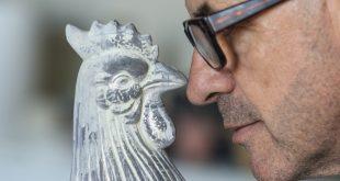 Antonio Marras al Museo della Ceramica di Mondovì