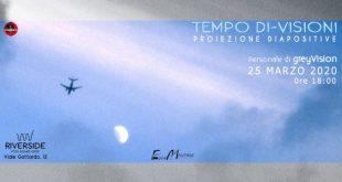 """""""Tempo Di-visioni"""" personale di greyVision"""
