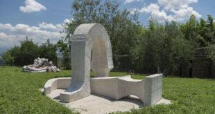 I vincitori della terza edizione di Sculture in Campo, parco di scultura contemporanea di Bassano in Teverina