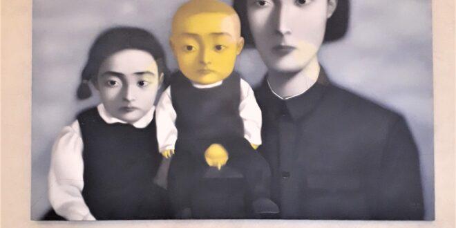 La collezione di arte contemporanea cinese di Uli Sigg al Castello di Rivoli