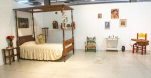 Frida Kahlo - Camera letto