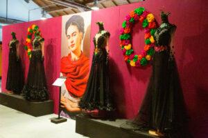 Frida Kahlo - Stanza abiti