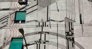 """""""Rinascita"""" di Sten Lex alla Galleria d'arte Moderna di Roma"""