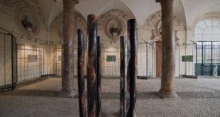 Quando l'Arte incontra il materiale riciclato: Ornella Rovera e Silvia Fubini per Biennale Tecnologia Torino 2020