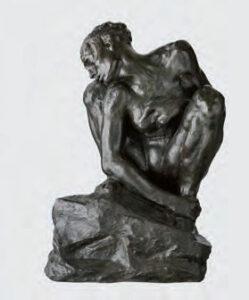 Auguste Rodin Donna accovacciata