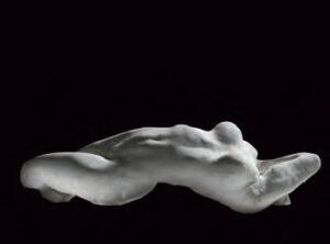 Auguste Rodin Torse di Adèle