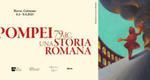 Pompei, una storia romana in mostra al Colosseo