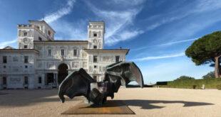 I Peccati di Johan Creten a Villa Medici