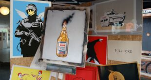 ALL ABOUT BANKSY | nuova mostra Chiostro del Bramante