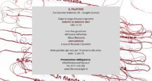 UNFILDIVOCE di Silvia Beccaria al Museo Filatoio di Caraglio