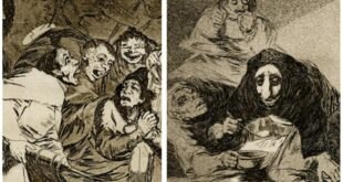 I volti di Goya, la mostra a Roma