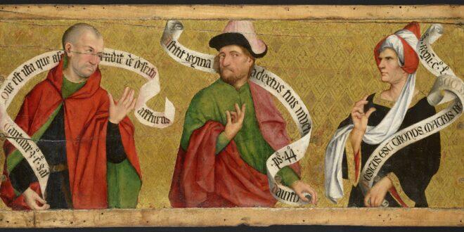Antoine de Lohny, strepitoso Maestro del Quattrocento a Palazzo Madama a Torino