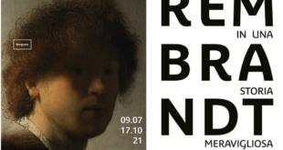 Proroga mostra Rembrandt | fino al 01.11 | Accademia Carrara, Bergamo