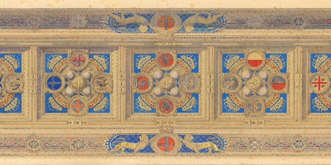 Disegnare la Città  all'Accademia Albertina: Torino tra Liberty e Eclettismo.